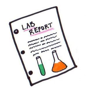 Lab Report Writing - Write My Paper